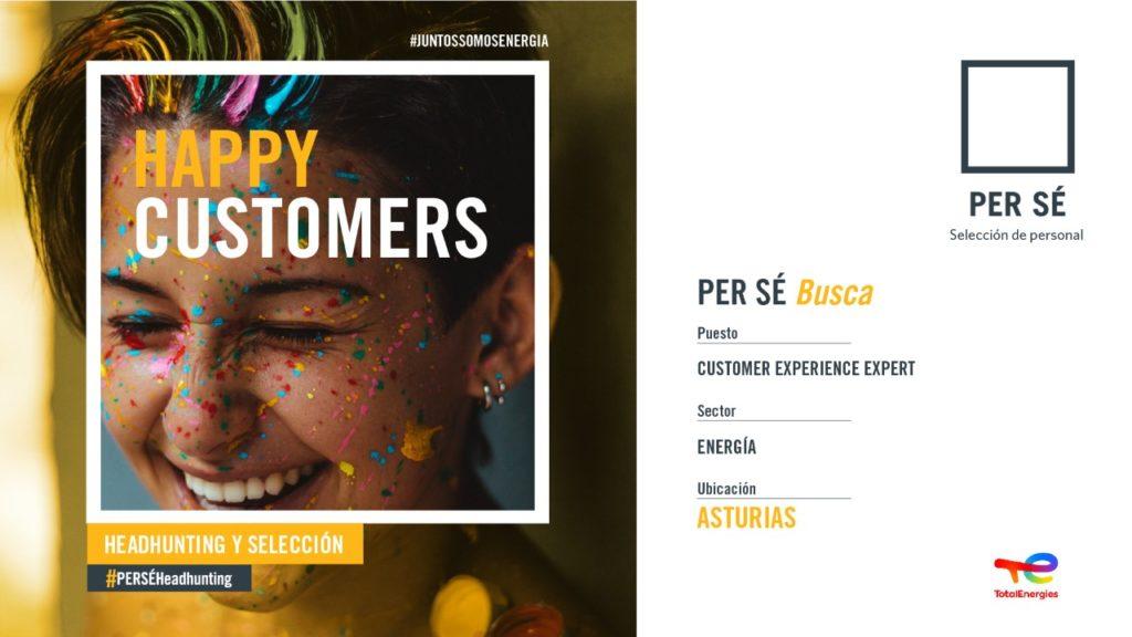Customer Experience Expert